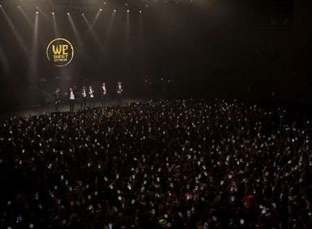 WE BEAST ZEPP TOUR 2012