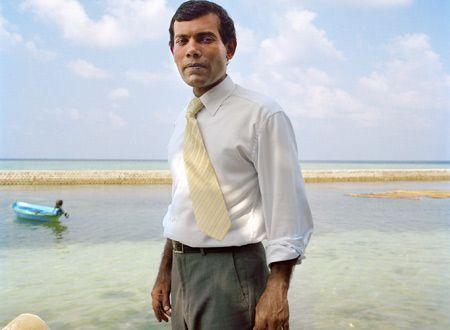南の島の大統領 -沈みゆくモルディヴ-