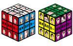 カラクリ六面体※ビジュアルは実物と異なる場合がございます。