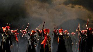 英国ロイヤル・オペラ・ハウス シネマシーズン2017 / 18/ロイヤル・オペラ 「マクベス」