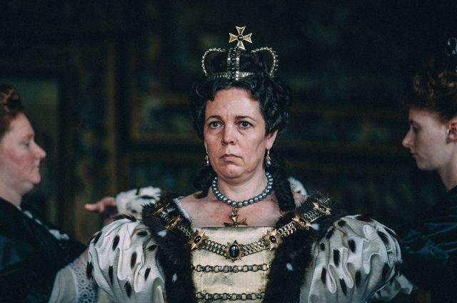 女王陛下のお気に入り