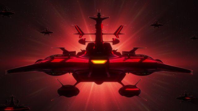 宇宙戦艦ヤマト2205 新たなる旅立ち 前章 -TAKE OFF-