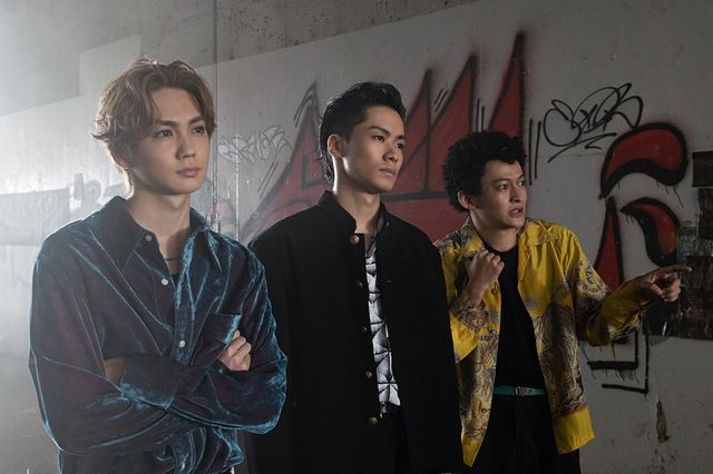 「6 from HiGH&LOW THE WORST」新場面カット