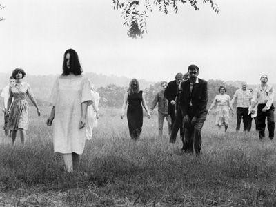 映画『ナイト・オブ・ザ・リビング・デッド/ゾンビの誕生』(1968)より