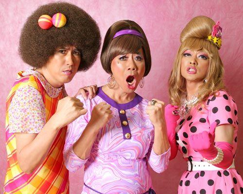『矢島美容室 THE MOVIE ~夢をつかまネバダ~』ストロベリー、マーガレット、ナオミ 単独インタビュー