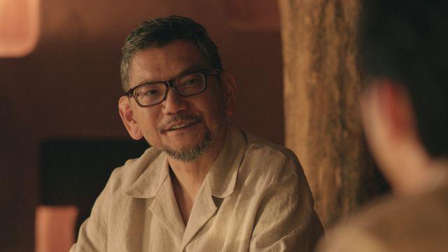 庵野秀明と妻夫木聡が大人について語る 「サッポロ生ビール黒ラベル」新CMより