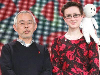 イギリス舞台版『もののけ姫』の日本公演決定! - スタジオジブリの鈴木敏夫プロデューサーとイギリスの劇団Whole Hog Theatreのアレクサンドル・ルター