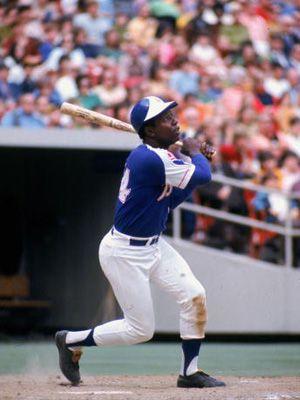 元メジャーリーガーで通算本塁打755本の記録を持つハンク・アーロンの ...
