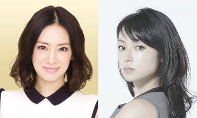 初共演を果たす北川景子と深田恭子