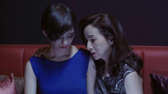 ニューヨークの日本人コミュニティーを舞台にしたラブストーリー。映画『Maki マキ』より