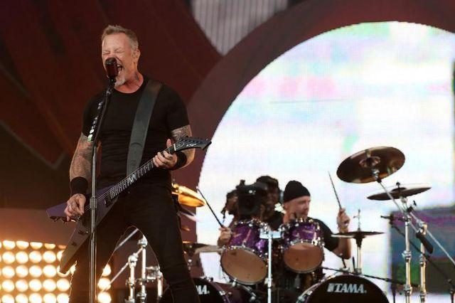2月14日、スウェーデンの権威ある音楽賞、ポーラー音楽賞が、今年は米国のヘビメタバンド・メタリカに授与されることが決まった。写真は2016年9月撮影