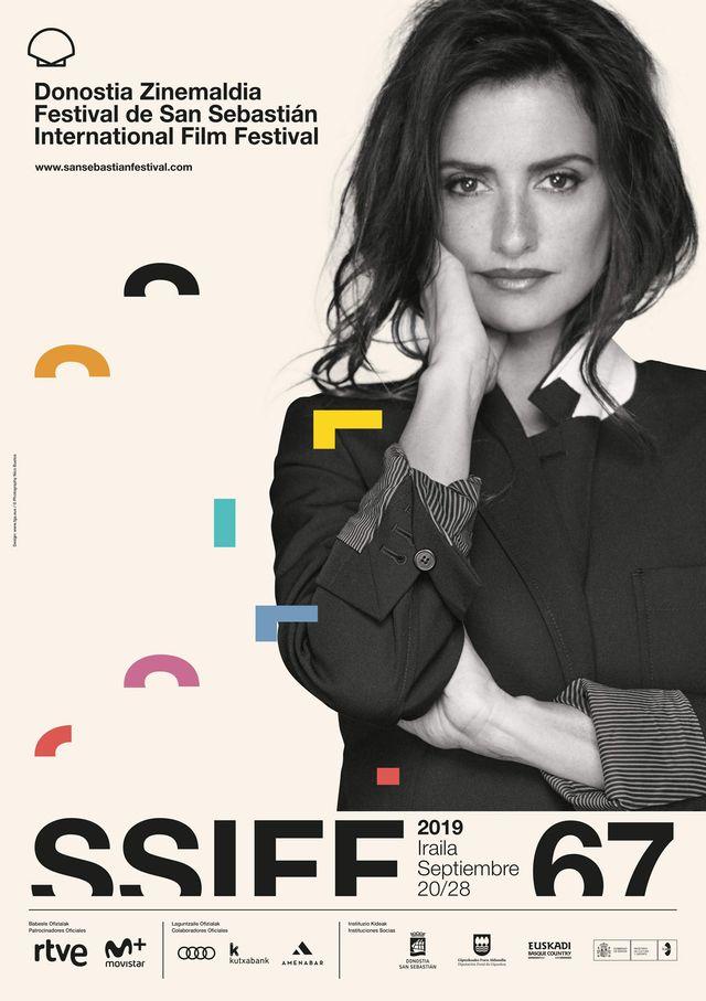 今年のサンセバスチャン国際映画祭のポスターにも起用されたペネロペ・クルス