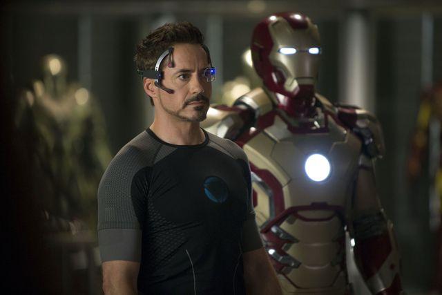 アイアンハートが実写化! - 画像は『アイアンマン3』でのアイアンマン/トニー・スターク役のロバート・ダウニー・Jr