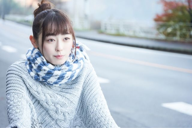 ドラマ「ゆるキャン△」志摩リン役の福原遥