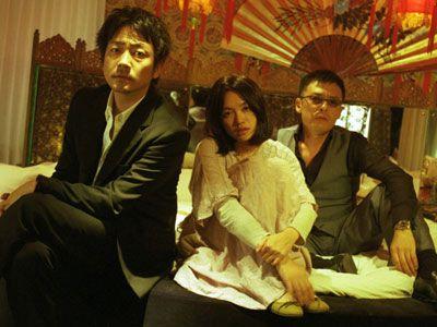 日本映画初の音声ガイダンス上映が行われるバイオレンス映画『東京プレイボーイクラブ』