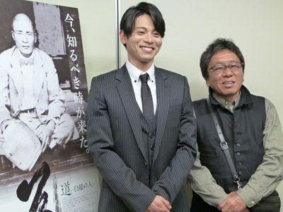 映画『道~白磁の人~』吉沢悠主演と高橋伴明監督