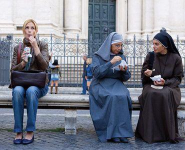 映画『食べて、祈って、恋をして』より