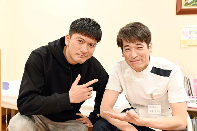 「IWGP」マコト&マサ! -長瀬智也と佐藤隆太