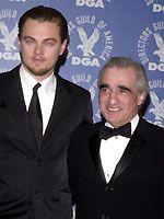 『アビエイター』の黄金コンビマーティン・スコセッシ監督とレオナルド・ディカプリオ
