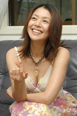 『空中庭園』小泉今日子 単独インタビュー