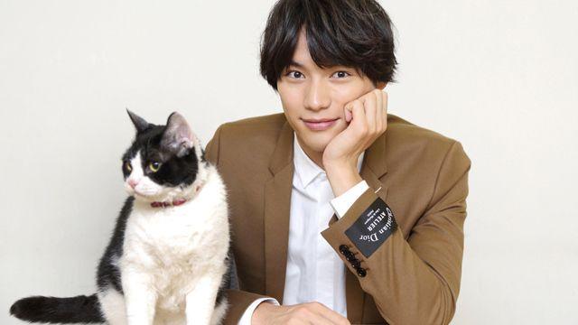 『旅猫リポート』福士蒼汰 単独インタビュー