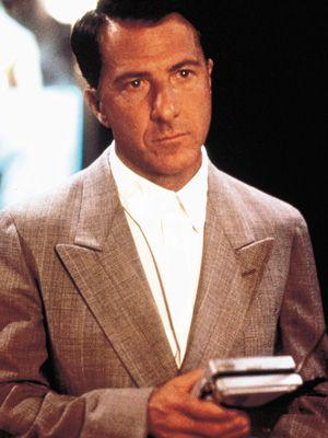 映画『レインマン』ではダスティン・ホフマンがレイモンドを演じた
