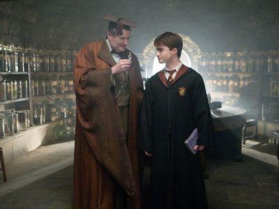 映画『ハリー・ポッターと謎のプリンス』より