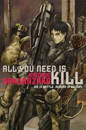 All You Need Is Kill(ペーパーバック版)VIZ Media