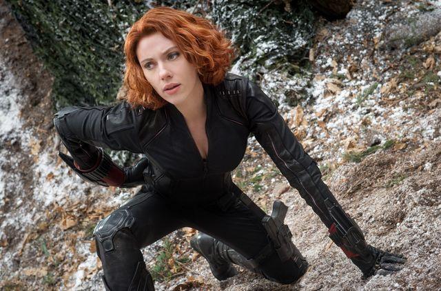 女性だけのヒーローチームも見てみたいところ。 -写真はブラック・ウィドウ