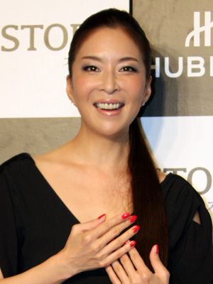 「STORY 2011 Woman of the year」に選ばれた真矢みき