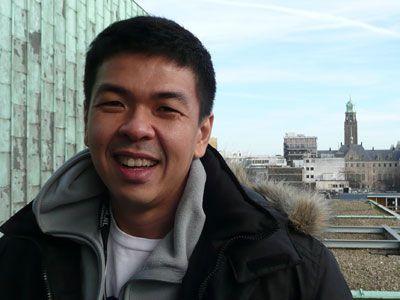 マレーシア出身のシャーマン・オン監督