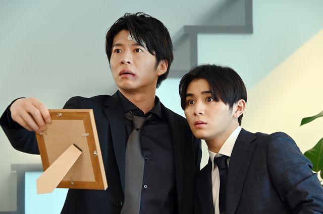 田中圭&山田涼介