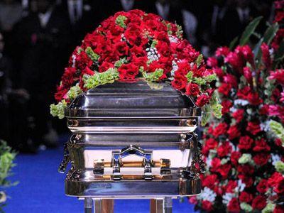7日に営まれたマイケルさんの追悼式