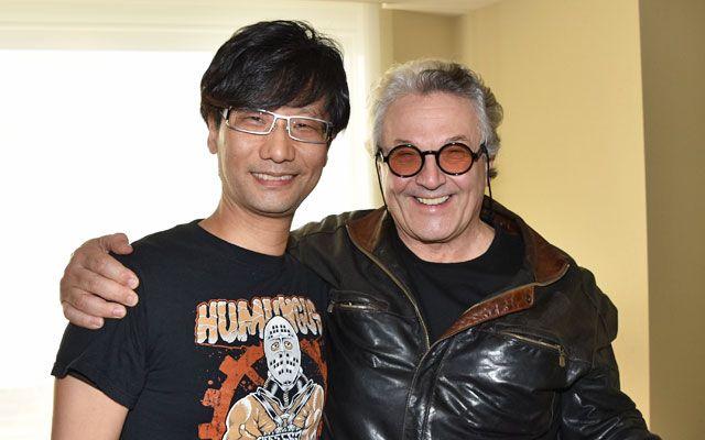 まさに神と神! 小島秀夫監督とジョージ・ミラー監督