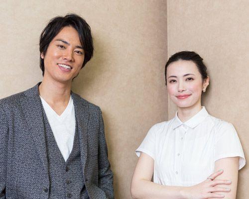 『彼らが本気で編むときは、』桐谷健太&ミムラ 単独インタビュー