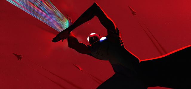 『Ultraman (原題)』ティザーアート