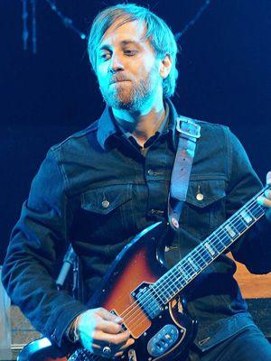 ザ・ブラック・キーズのギタリスト、ダン・オーバック