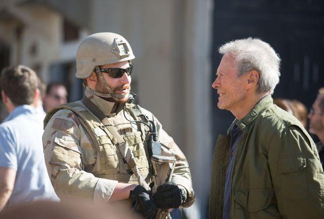 ブラッドリー・クーパーと、キャリア史上最高のオープニングをたたき出したイーストウッド監督