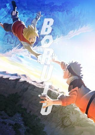 少年ナルトとボルトが出会う! アニメ「BORUTO」最新ビジュアル