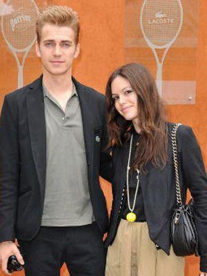仲のよいカップルだった、ヘイデン・クリステンセンとレイチェル・ビルソンは