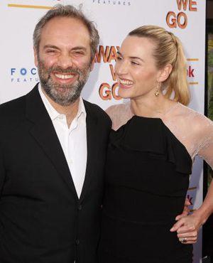 ケイト・ウィンスレットと夫のサム・メンデス