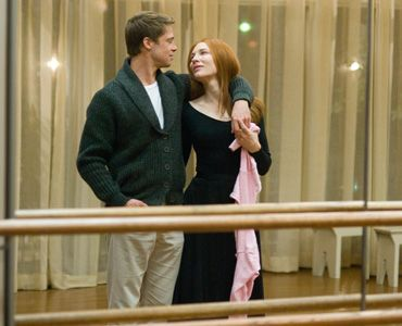 ブラピとアンジーは来年1月に来日予定!-映画『ベンジャミン・バトン 数奇な人生』より