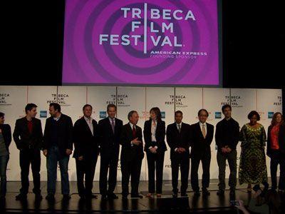 昨年のトライベッカ映画祭