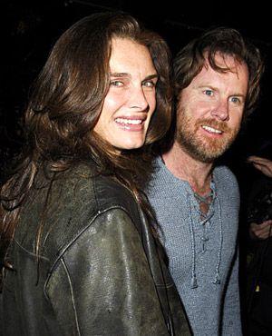 ブルック・シールズと夫のクリス・ヘンチー