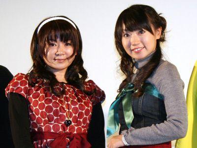 渡辺久美子と水樹奈々