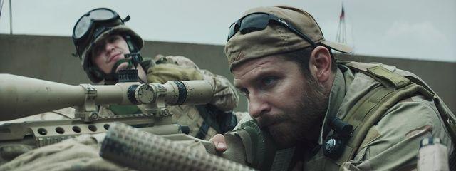 戦争映画史上最大のヒット作となった『アメリカン・スナイパー』