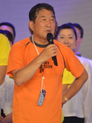 徳光和夫、歴代最年長24時間マラソン63.2キロ完走! おつかれさまです!