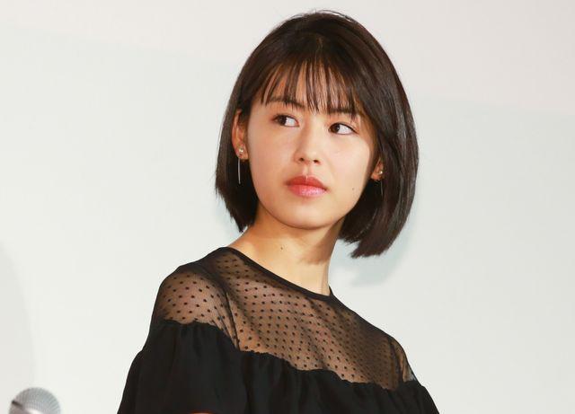 事務所退所を発表した竹内愛紗(2019年撮影)