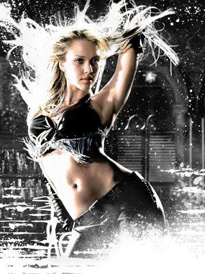 ダンスシーンもパワーアップ! - 映画『シン・シティ』よりジェシカ・アルバふんするナンシー