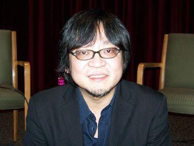 細田守監督-ニューヨーク・インターナショナル・チルドレンズ・フィルム・フェスティバルにて